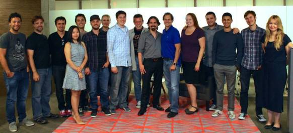 ASCAP Film Scoring WorkshopAdds Jared to its 2015 roster - May 28, 2015