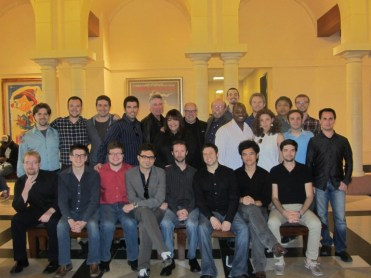 """Alan Silvestriand Dennis Sands Lead """"Mixing for Composers"""" Seminar - BMI - Apr 2, 2012"""