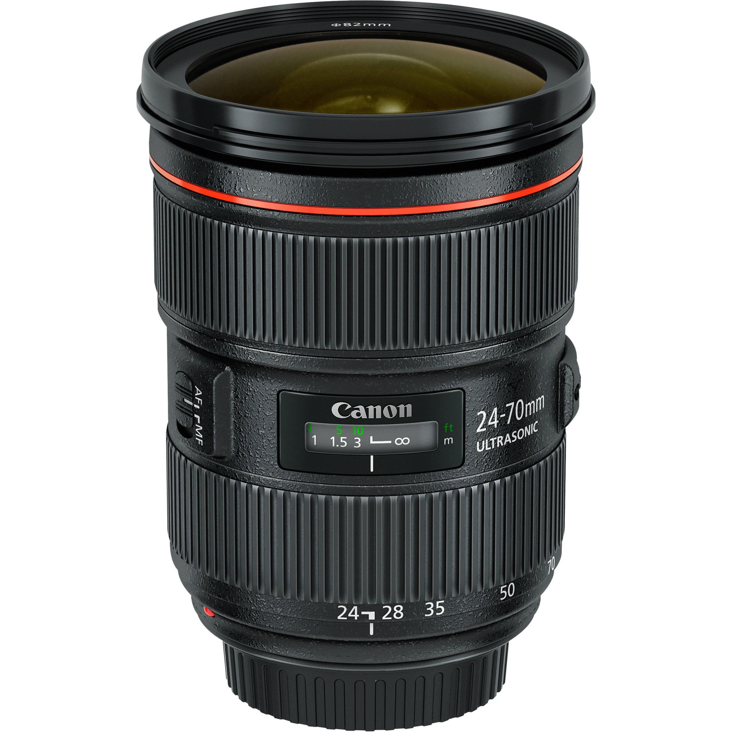 Canon 24-70 2.8 MkII