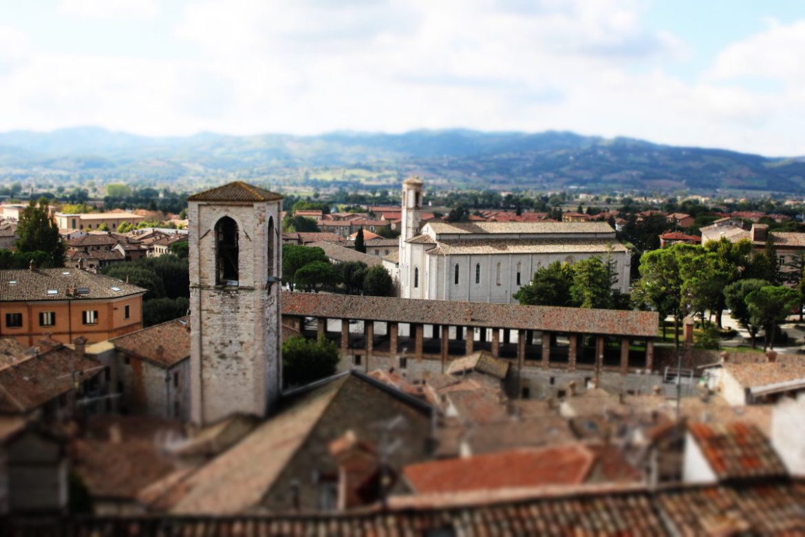 Walking Italy: The Way of St Francis