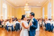 Patrick Henry Ballroom Wedding Virginia