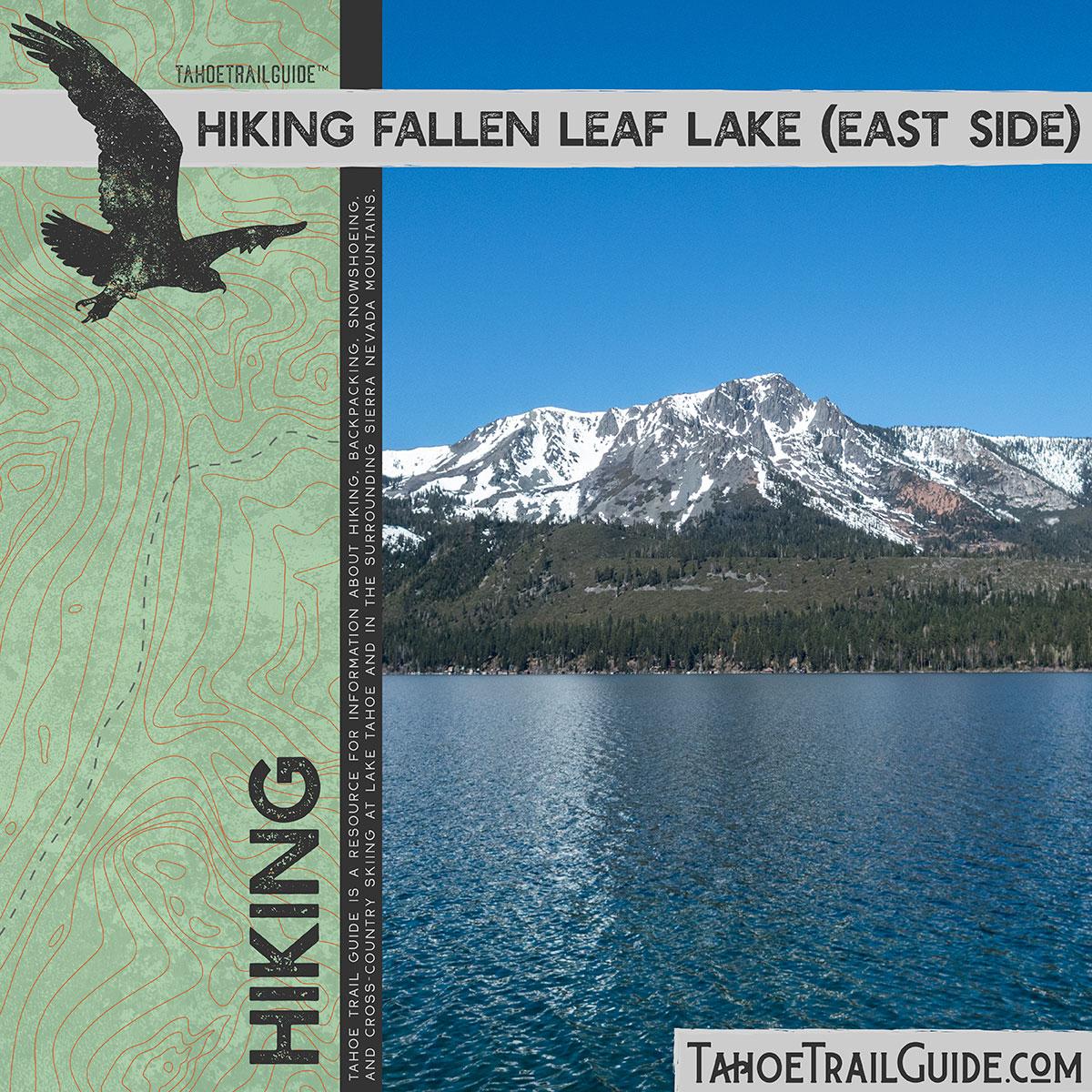 Hiking Fallen Leaf Lake