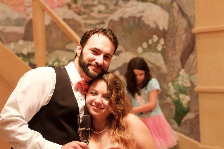 Briana and Patrick