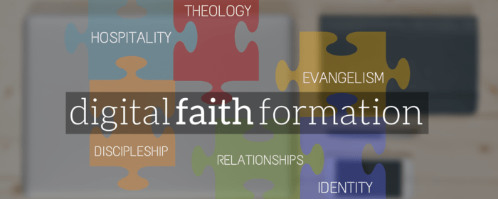 Digital Faith Formation