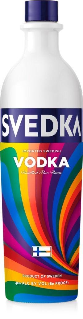 Svedka Pride Promotional Bottle Concept