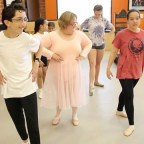 How this ballet school is making a difference in the lives of typical and special needs kids is incredible