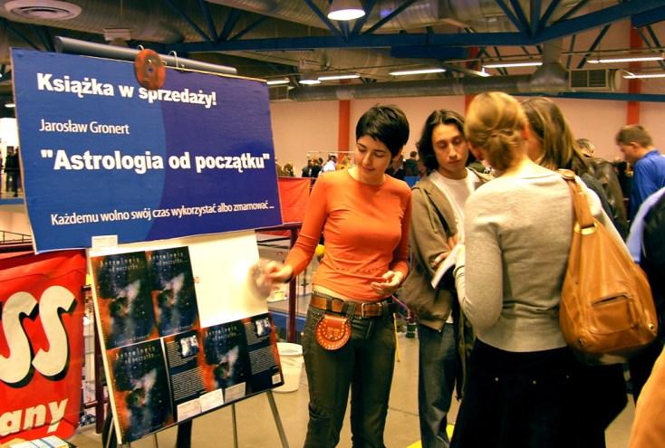 XIV Festiwal Zdrowia, Wróżb i Niezwykłości w Łodzi, 09. - 11. listopada 2007