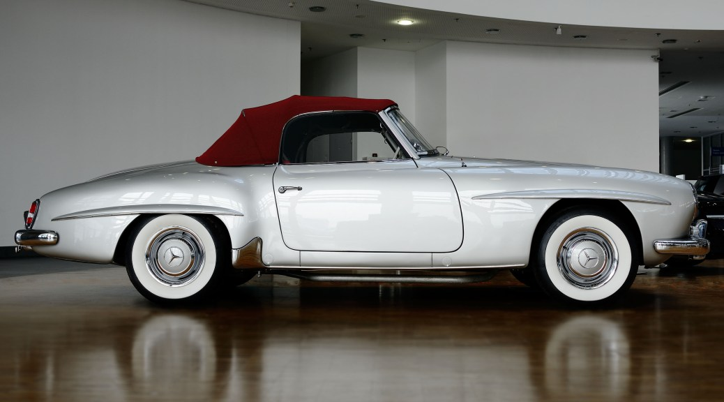 Mercedes-Benz 190SL 04