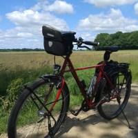 Über das seltene Glück, mit dem Fahrrad zur Arbeit zu fahren