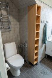 Kylpyhuoneen hylly - Leppä