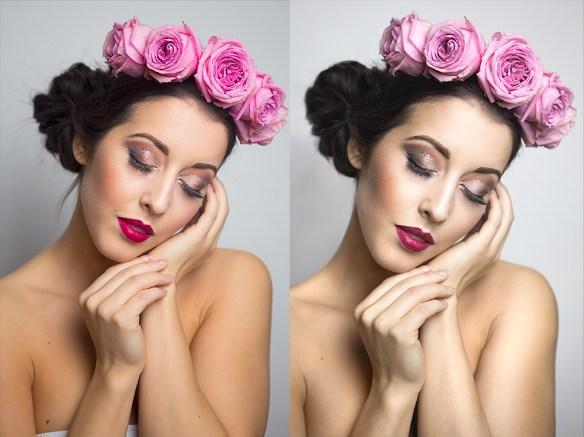 Jak retušovat beauty fotky