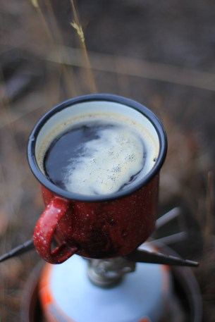 A must have for any camping trip! Instant coffee packs well and is a breeze to make. I just want to jump in it on a cool autumn morning.