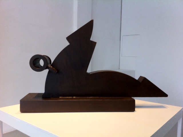 finds: Tsai Chih-Hsien's iron sculpture (3/5)