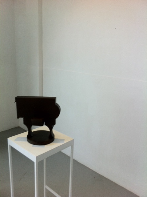 finds: Tsai Chih-Hsien's iron sculpture (4/5)