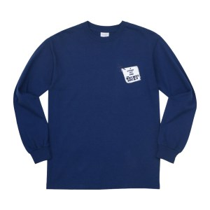 WHIMSY / FIENDISH L/S TEE (HARBOUR BLUE)