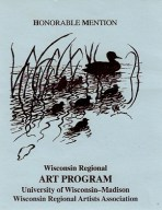 2002 Honorable Mention - Wisconsin Regional Art Program