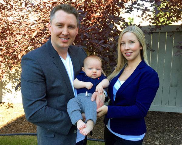 Dr. Jarret Morrow Family