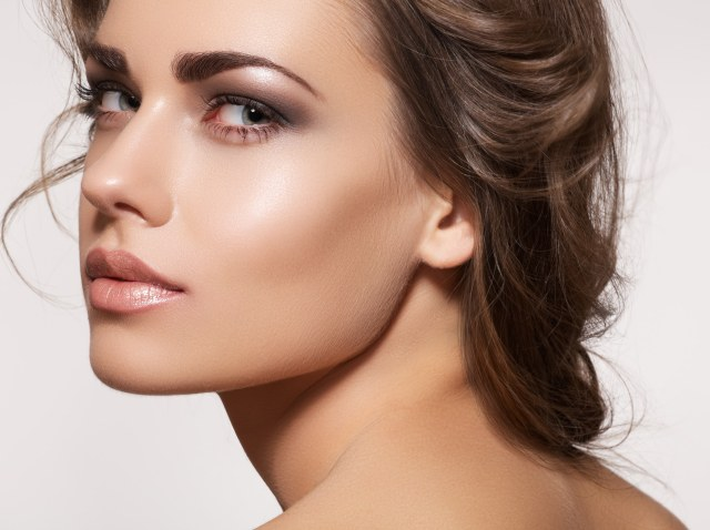 dermal fillers woman edmonton