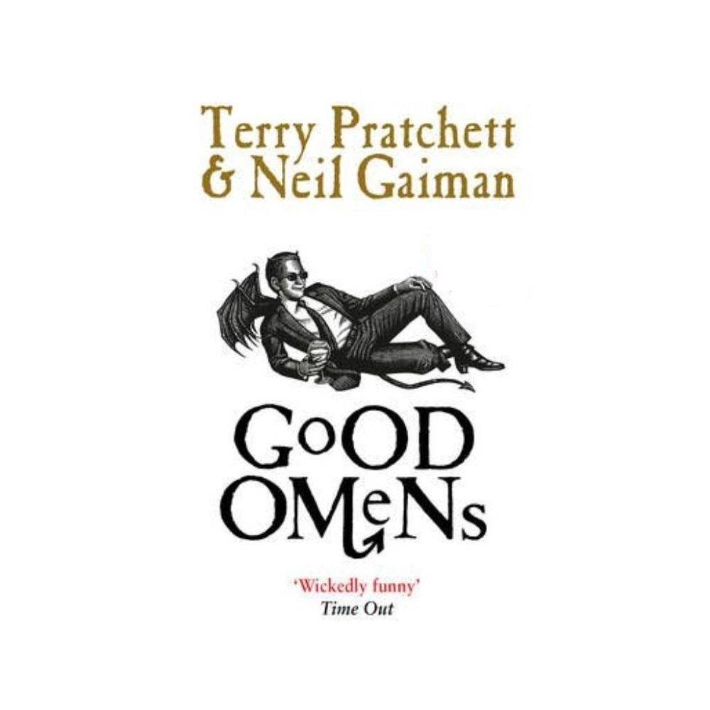 Good Omens by Terry Pratchett And Neil Gaiman (Paperback