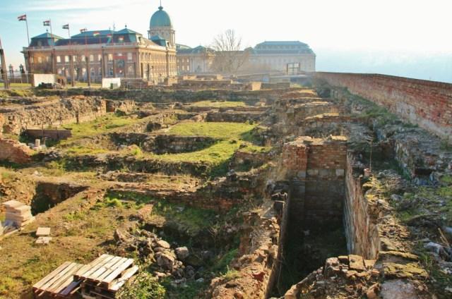 Restoring Medieval walls