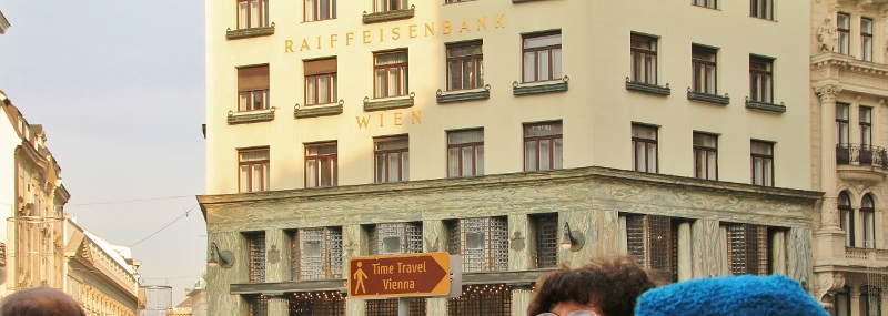 Time travel in Vienna