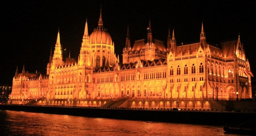 Budapest, Parliament Buildings