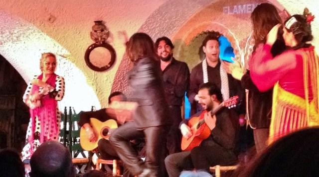 Flamendo dance