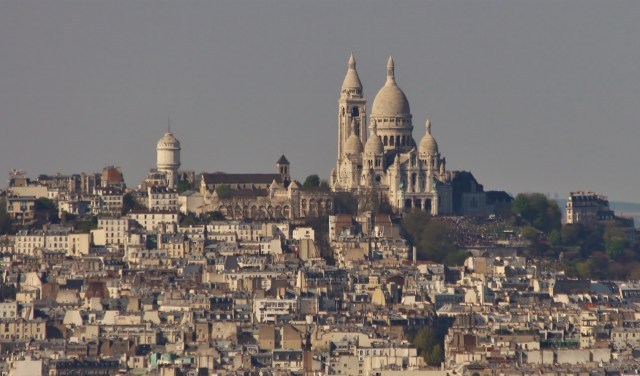 Sacre Coeur of Paris