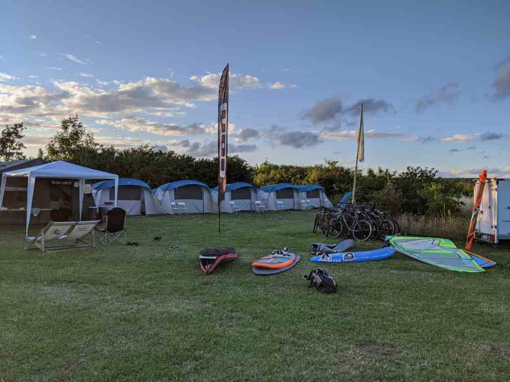 Windsurfcamp Holland Nordsee
