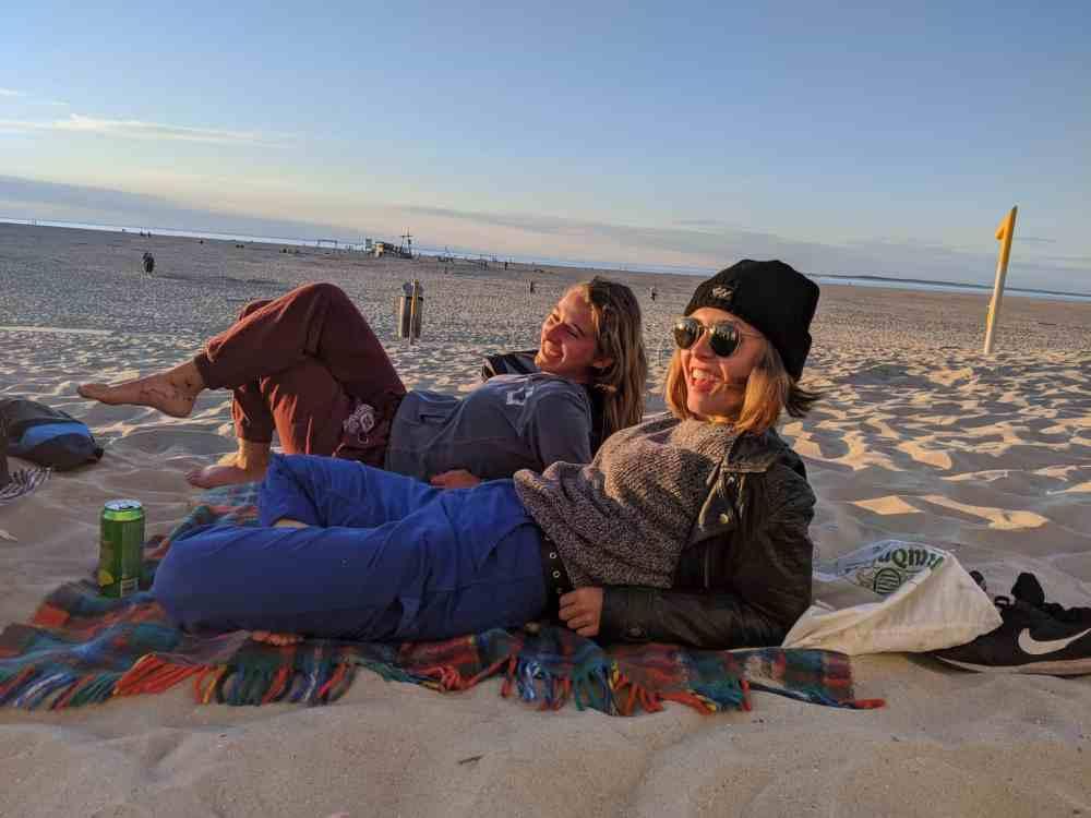 Strand Holland Familienurlaub