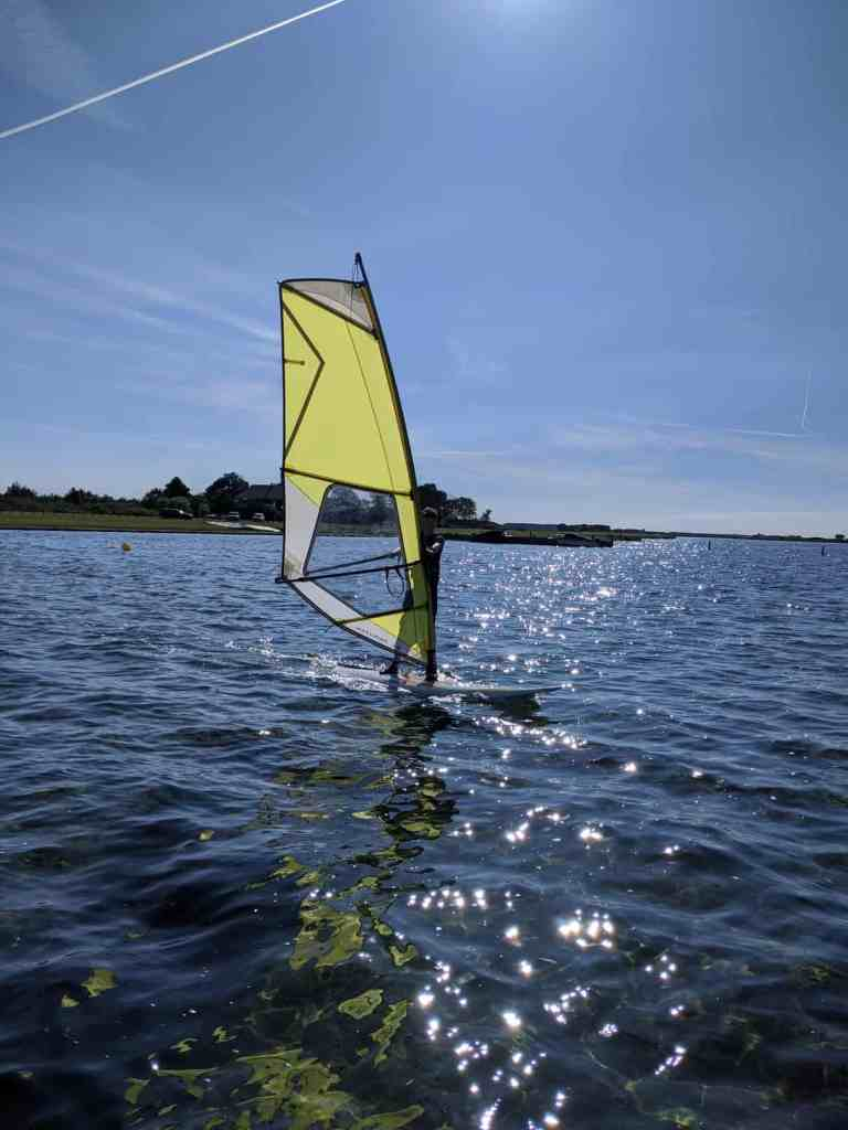Veerse Meer Windsurfen Holland