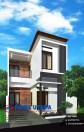 Rumah Minimalis Modern Bapak Rinaldi di Semarang
