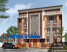 Desain Arsitek Pekanbaru Cv. Prima Utama