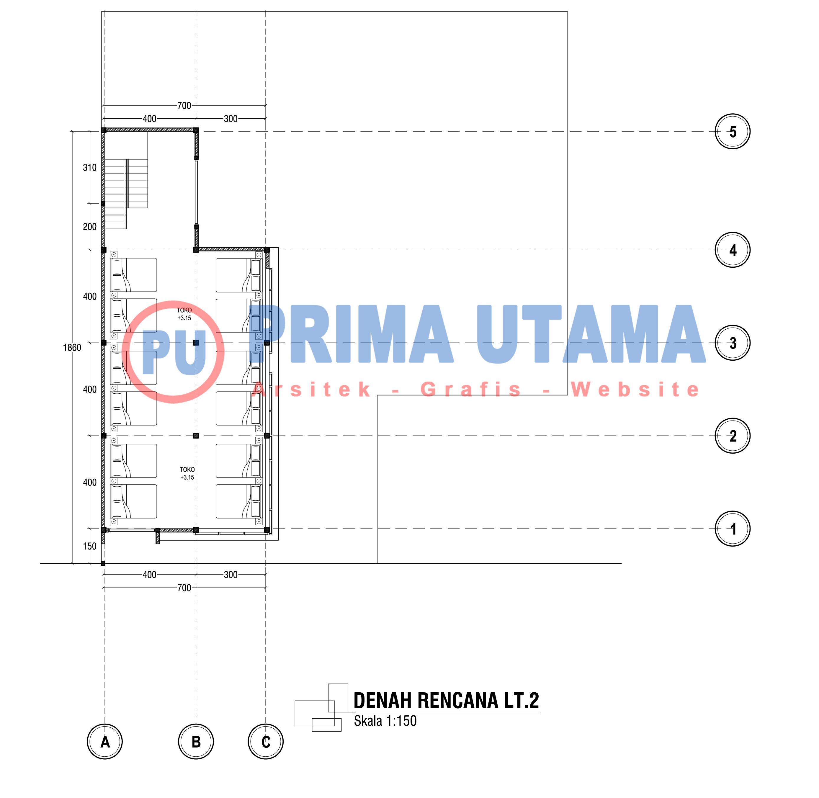 jasa desain rumah semarang  CV PRIMA UTAMA