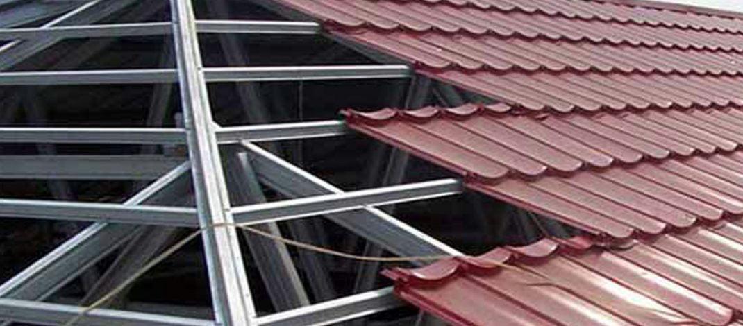 harga besi baja ringan untuk kanopi pusat pemasangan semarang jasa pasang dan