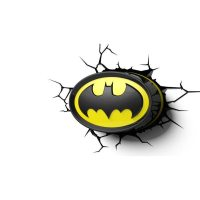 Warner Bros Batman 3D Night Light - Jasabyn