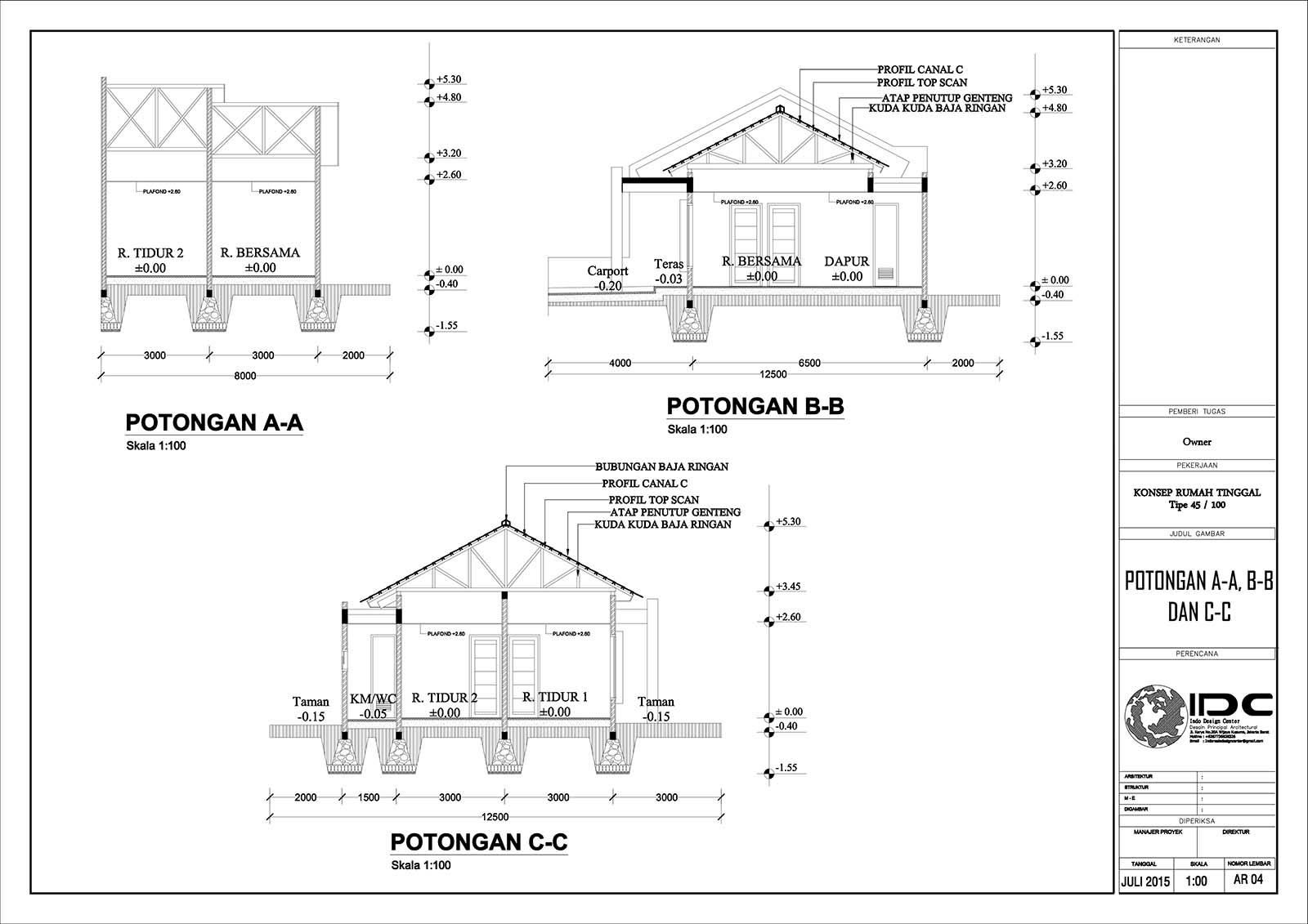 63 Desain Rumah Minimalis Dwg Desain Rumah Minimalis Terbaru