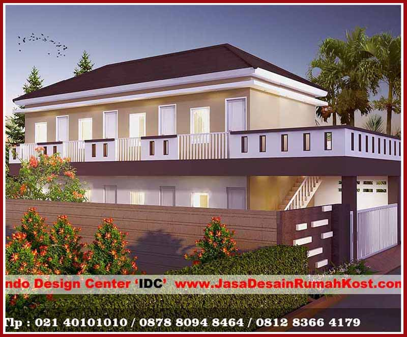rumah kos kontrakan arsip jasa desain rumah jakarta