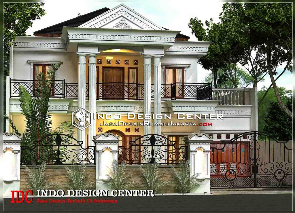 Desain Rumah Klasik Mediterania 2 Lantai Arsip - Jasa Desain Rumah Jakarta, Jasa Gambar Rumah, Jasa Arsitek Rumah, Jasa Interior Rumah, Jasa Renovasi Rumah, Jasa Bangun Rumah, Jasa Desain Rumah Minimalis Murah