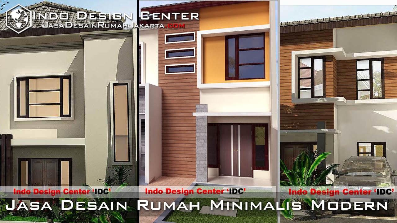 Jasa Desain Rumah Minimalis Modern Jasa Desain Rumah Jakarta