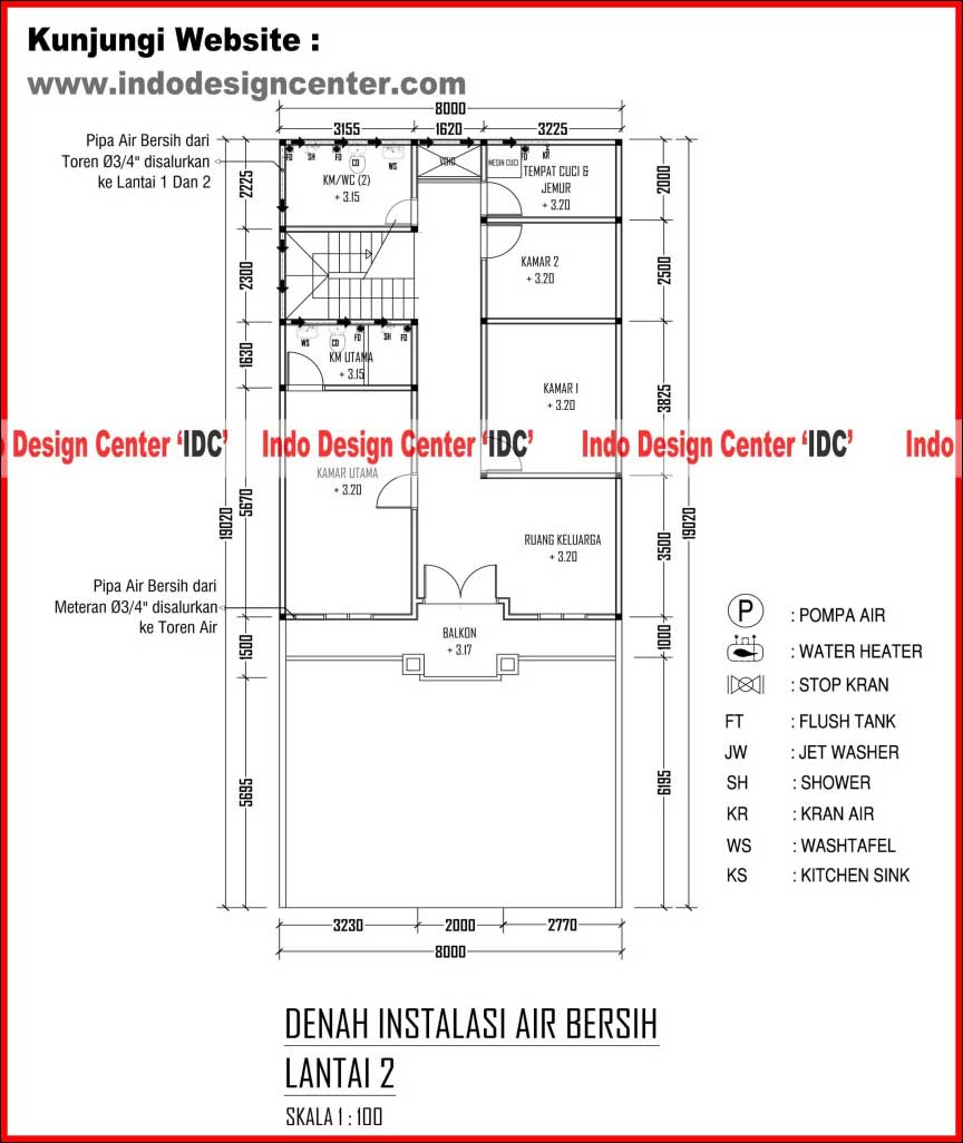 Denah Rumah Minimalis Tipe 36 Arsip Page 2 Of 2 Kursus