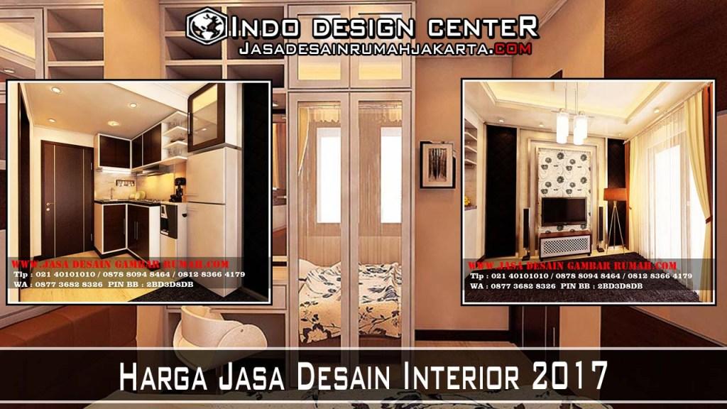 Harga Jasa Desain Interior 2017