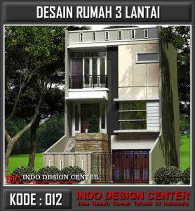 Desain Rumah Bapak Farhan Hakim Di Bandung