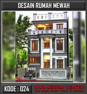 Desain Arsitek Rumah Bapak Abdul