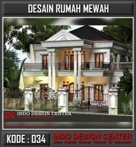 Arsitek Gambar Rumah Mewah Di Surabaya