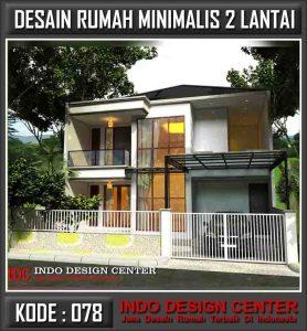 Desain Rumah Bapak Santoso Di Surabaya
