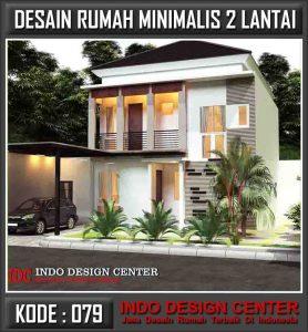 Projek Desain Rumah Bapak Sanusi Di Surabaya