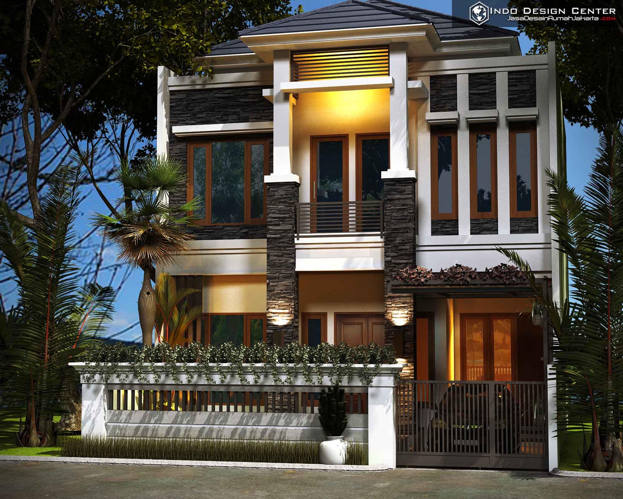 Gambar Rumah Modern Minimalis 2 Lantai - Jasa Desain Rumah ...