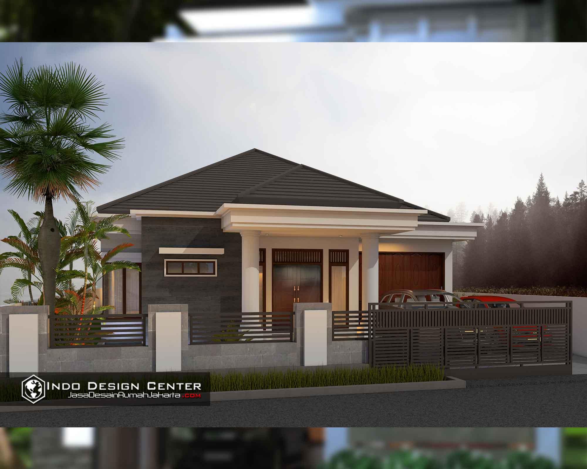 Gambar Rumah Terbaik  Jasa Desain Rumah Jakarta
