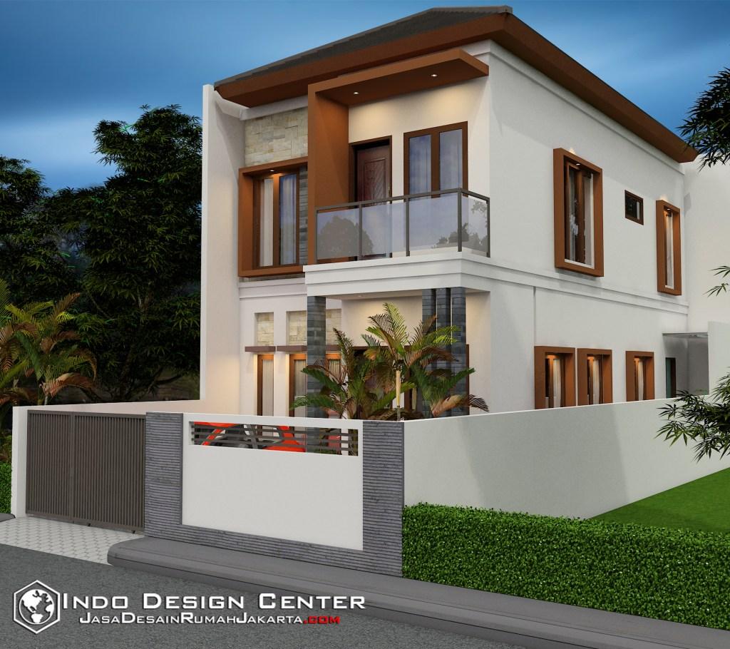Gambar Rumah Minimalis Jasa Desain Rumah Jakarta Desain Rumah